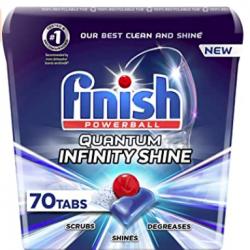 Finish Quantum Infinity Shine - 70 Count