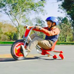 Razor Flashrider 360 Sparking Trike