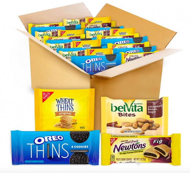 Nabisco Snacks Variety Pack