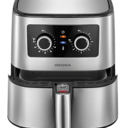 Insignia™ - 5-qt. Analog Air Fryer
