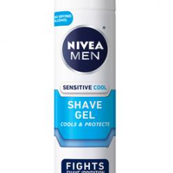NIVEA Men Shave Gel 7oz Can