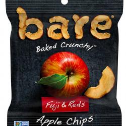Bare Baked Crunchy Apple Fruit Snack Pack