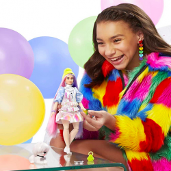 Barbie Fashion Doll Set w/ 15 Accessories Only $11.85