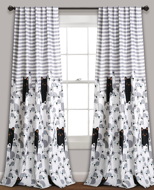 Curtain Panels Conscionable $19.99 And Nether   Shipping!