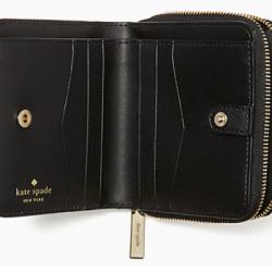 Kate Spade Staci Small Zip Around Wallet