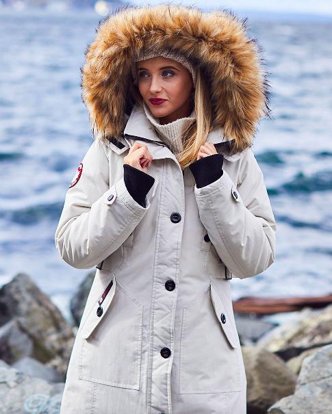 Canada Weather Gear Women's Parkas