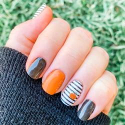 Fall Nail Polish Wraps