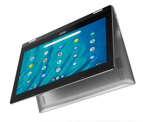 "Acer Spin 311 11.6"" Touchscreen MediaTek MT8183C 4GB/32GB Chromebook"