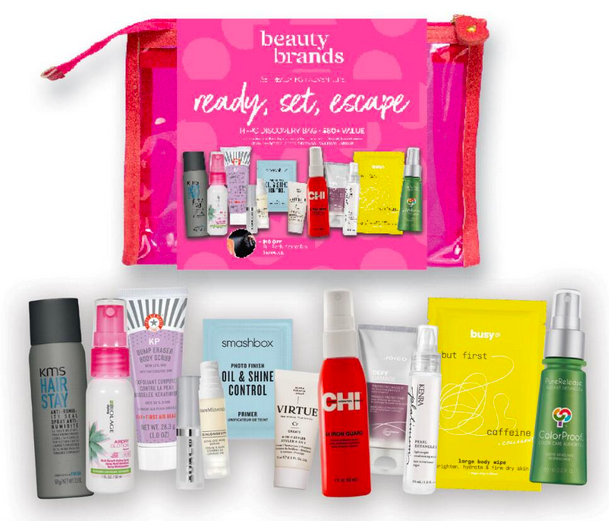 Beauty Brands Discovery Bags as low as $6.74 {Great Gift Idea!}, plus more!