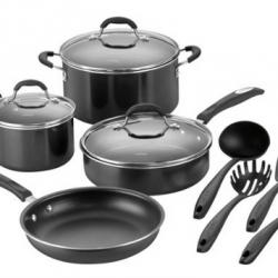 Cuisinart - 11-Piece Cookware Set