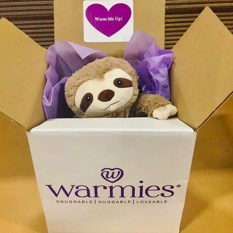 Warmies Jr Comfortableness Heat/chill Animals Lone $13.99 Shipped!