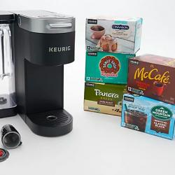Keurig K-Supreme Coffee Maker w/ 60 K-Cups & My K-Cup