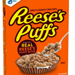 Reese's Puffs Breakfast Cereal