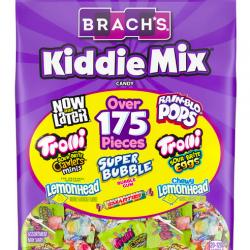 Brach's Kiddie Mix Variety Candy, 175 Count