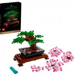 LEGO Bonsai Tree Building Kit