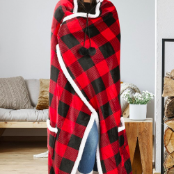 Hooded Throws