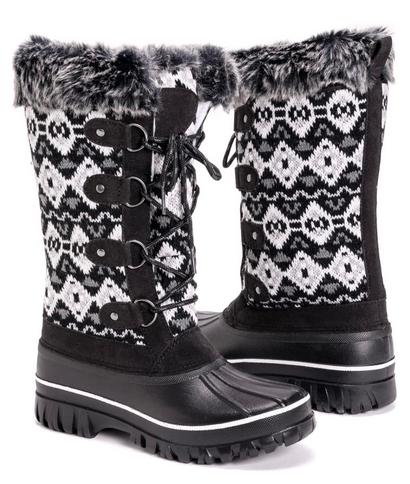 MUK LUKS Women's Alisha Tall Boots