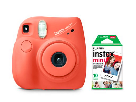 Fujifilm Instax Mini 7+ Camera