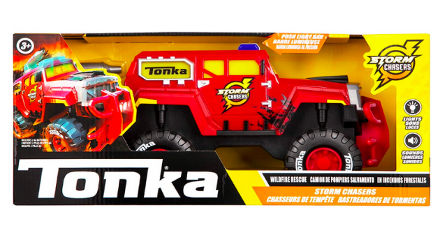 Basic Fun Tonka - Mega Machines Storm Chasers L&S