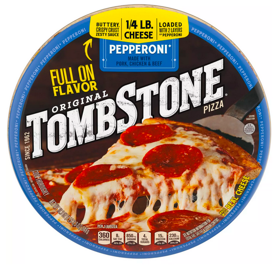 Tombstone Pizza