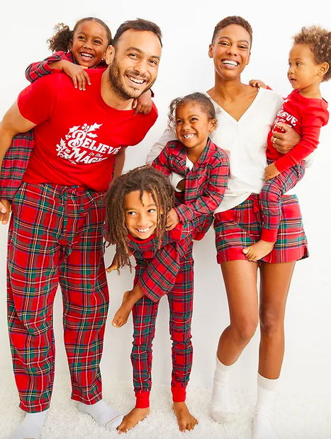 Old Navy: Flannel Pajama Sets As Low As $12 Today!