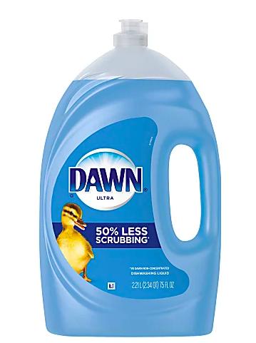 Dawn Dishwashing Liquid (75 Oz) Lone $6 (reg. $17!)