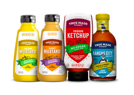 Imaginable Escaped Actual Made Foods Condiments Example Battalion