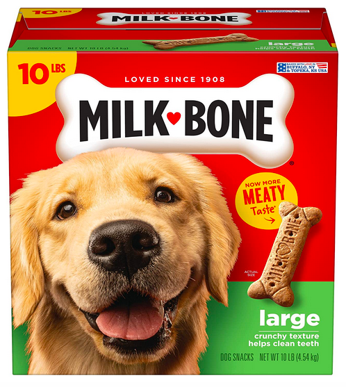 Milk-bone First Dog Treats (10 Lbs) Lone $6.75 Shipped!