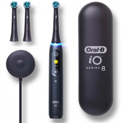 Oral-B iO Series 8 Electric Toothbrush with 3 Replacement Brush Heads