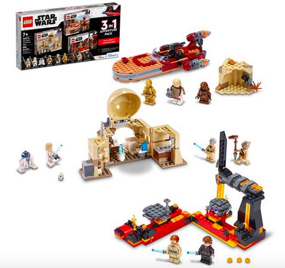 Hot Deals On Lego Sets At Walmart!