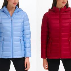 Women's Packable Down Puffer Coat