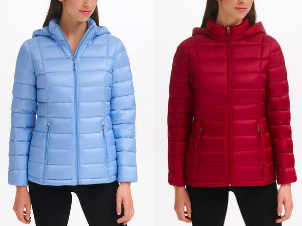 Women's Packable Behind Puffer Overgarment Lone $44.99 Shipped (reg. $125!)