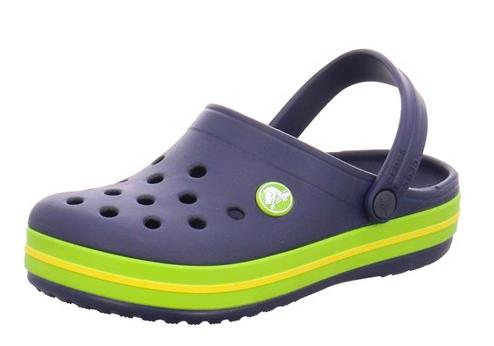 Crocs Kids's Crocband Clogs Lone $16.99!
