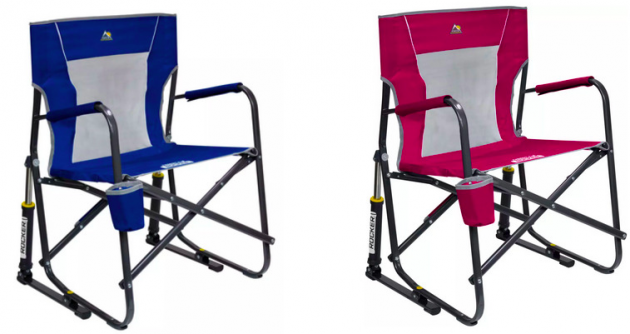 Gci Outdoor Freestyle Rocker Mesh Chairs Lone $55 Shipped!