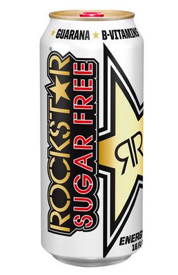 Publix: Imaginable Escaped Rockstar Zero Sweetener Drink!