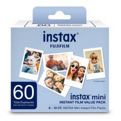 Fuji Photo Instax Mini Instant Film, 60 Exposures