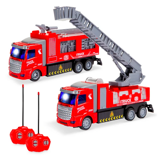 2-pack Distant Power Rc Occurrence Trucks Lone $21.99 Shipped!