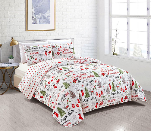 Holiday Quilt Sets