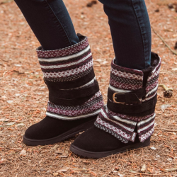 MUK LUKS Women's Rebecca Boots