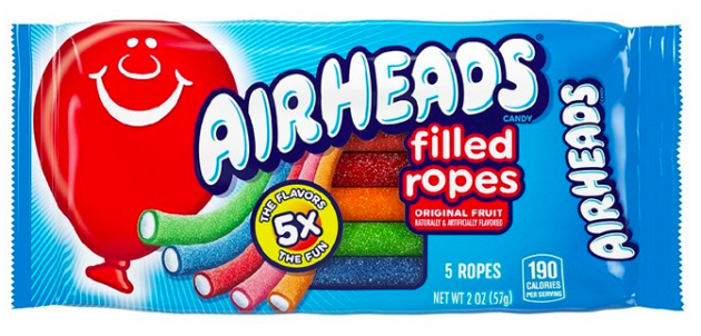 Escaped Airheads Filled Ropes (5-ct) At Walgreens!