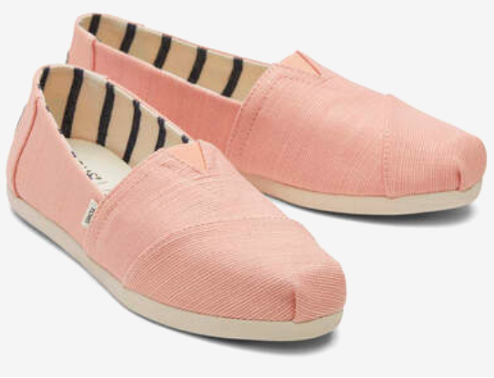 Toms Flash Sale: Up To 50% Off Choice Styles!