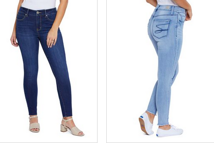 Seven7 Tummy-control Jeans Lone $18.99 Aft Exclusive Discount (reg. $70!)