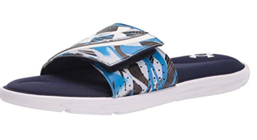 Nether Armour Men's Ignite Vi Graphic Strap Descent Sandals Lone $12.25 (reg. $35!)