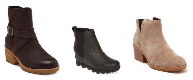 Up To 60% Off Sorel Boots!