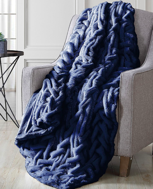 Braided Throws Lone $35.99 Aft Exclusive Discount!