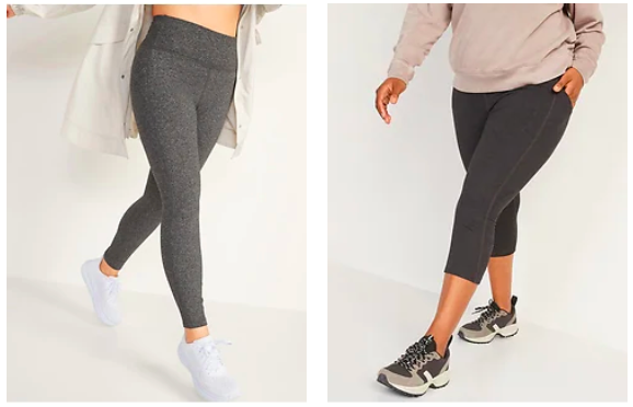 Old Navy: Cozecore Joggers & Leggings As Low As $9.60 Today!