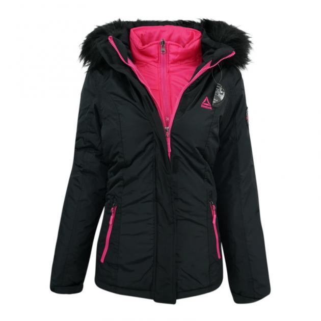 Reebok Women's Ski Scheme Coat Lone $64 Shipped (reg. $160!)