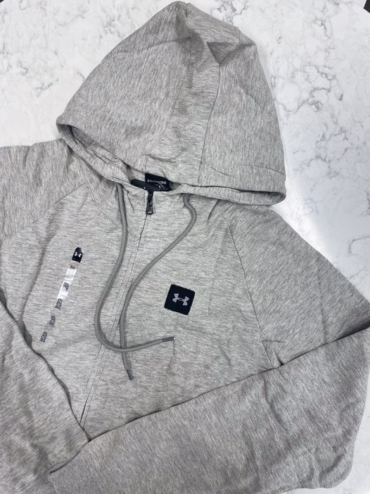 These Under Armour Women's Rival Fleece Hoodies are perfect for fall weather!